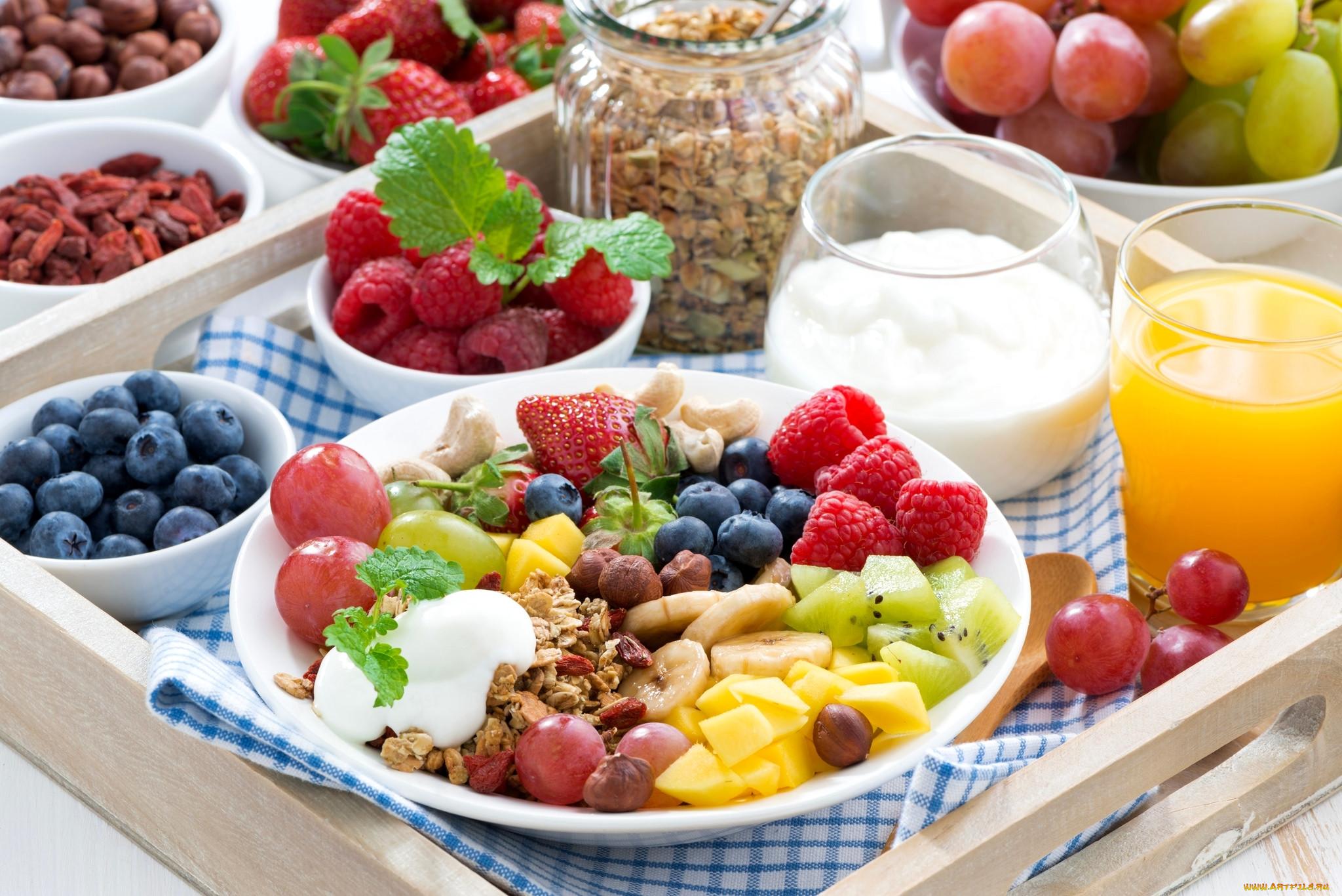 Йогуртово фруктовая диета